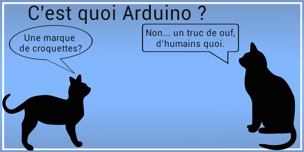 Illustration c'est quoi Arduino ?