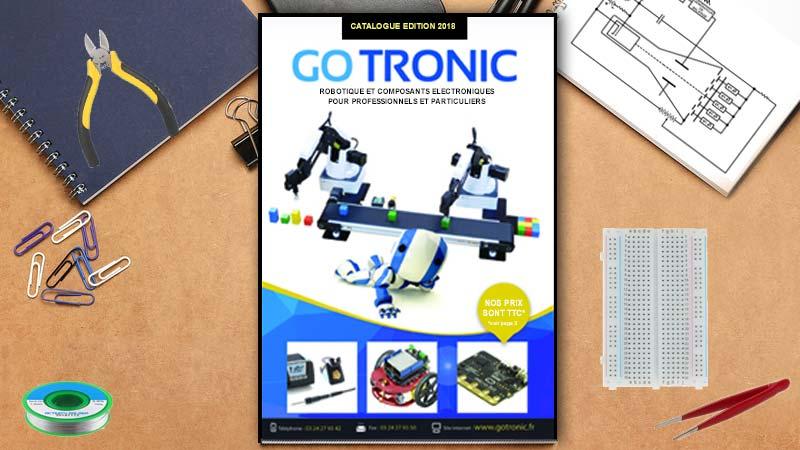 Avis boutique Go Tronic